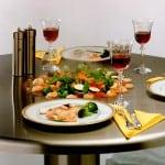teppanyaki-table-setting